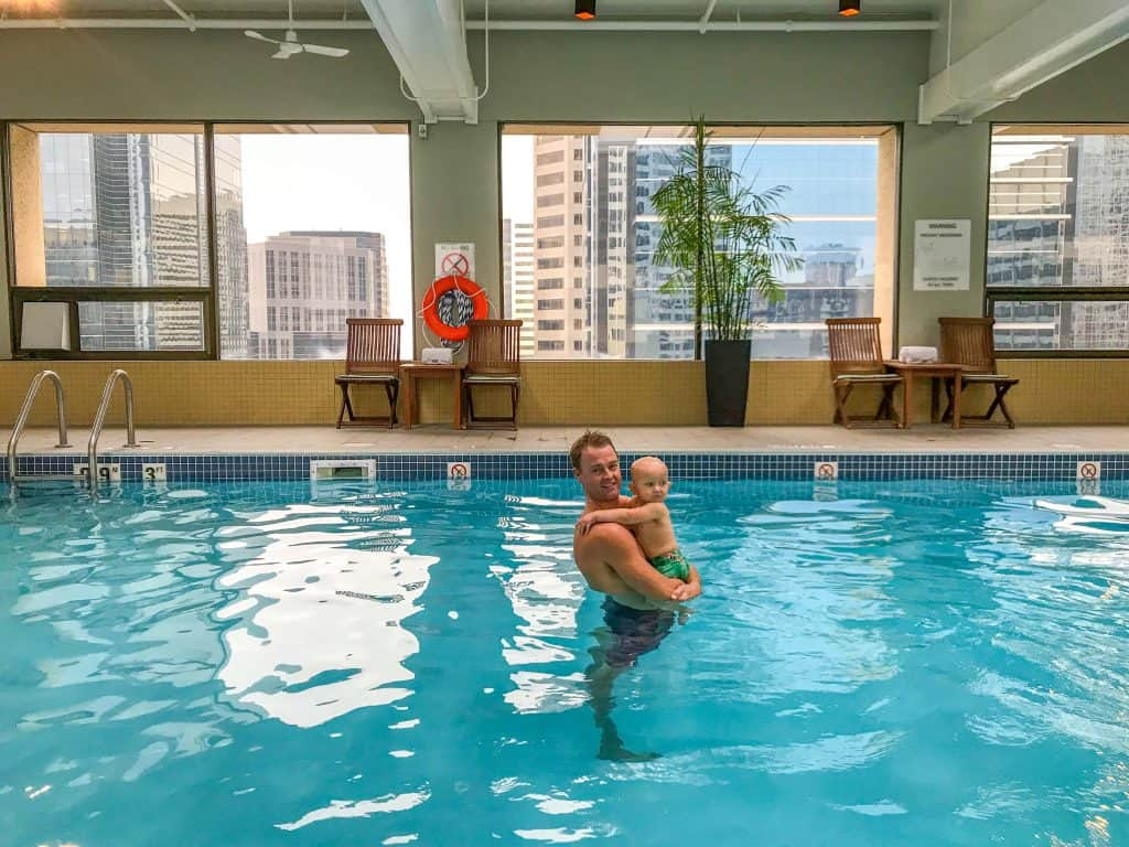 Where to stay in Calgary - The Westin