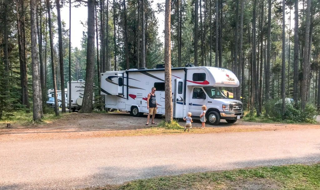 RV Trip to Banff National Park - Things to do in Alberta