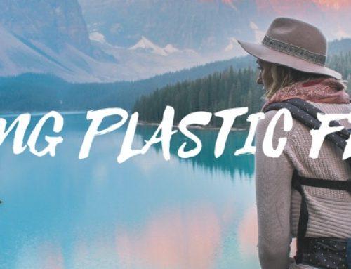 MY PLASTIC FREE JOURNEY