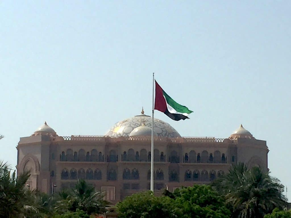 Emirates Palace of Abu Dhabi