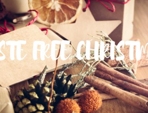 WASTE-FREE CHRISTMAS