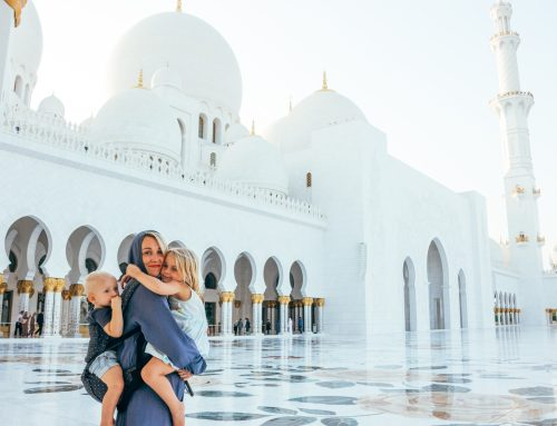 ABU DHABI WITH KIDS