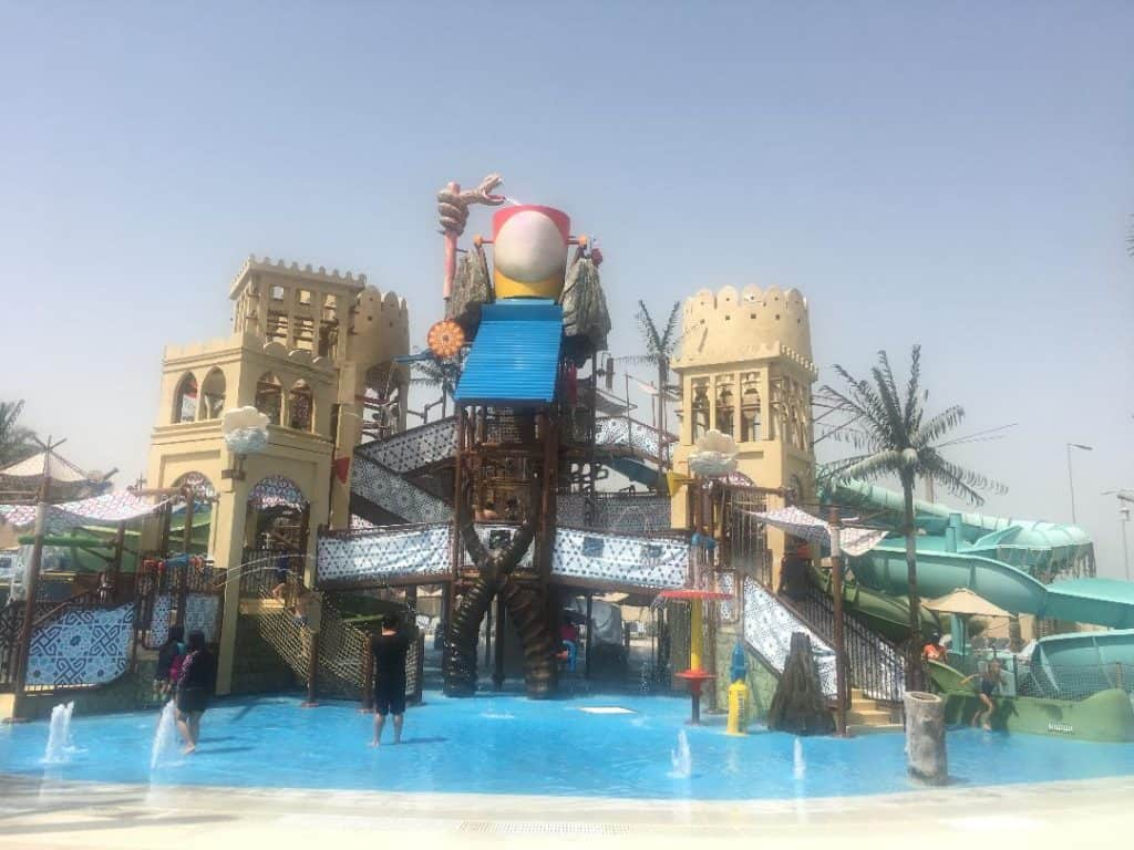 Yas Waterworld - things to do in Abu Dhabi with kids
