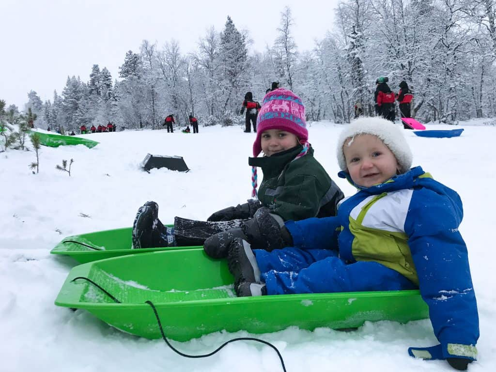 SANTA'S LAPLAND REVIEW | TRAVEL MAD MUM