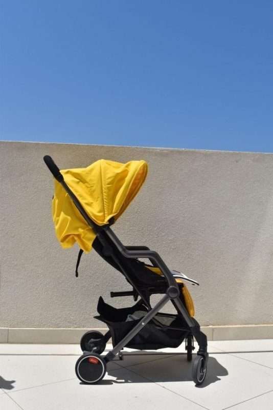 Best Stroller for Travel - Diono Traverze