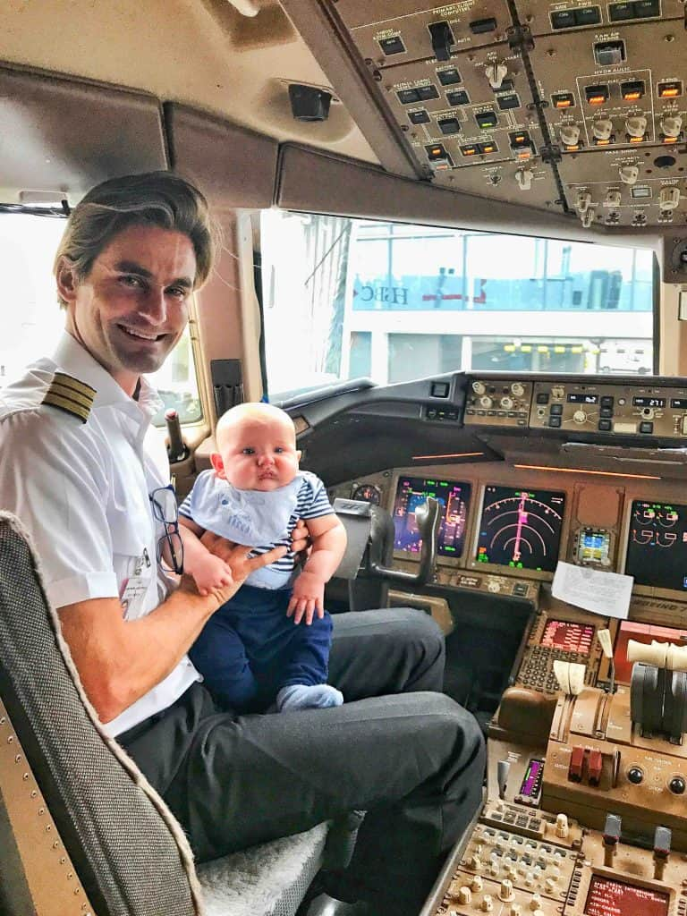 bbc48339ba5 Flying With A Baby Travel Tips