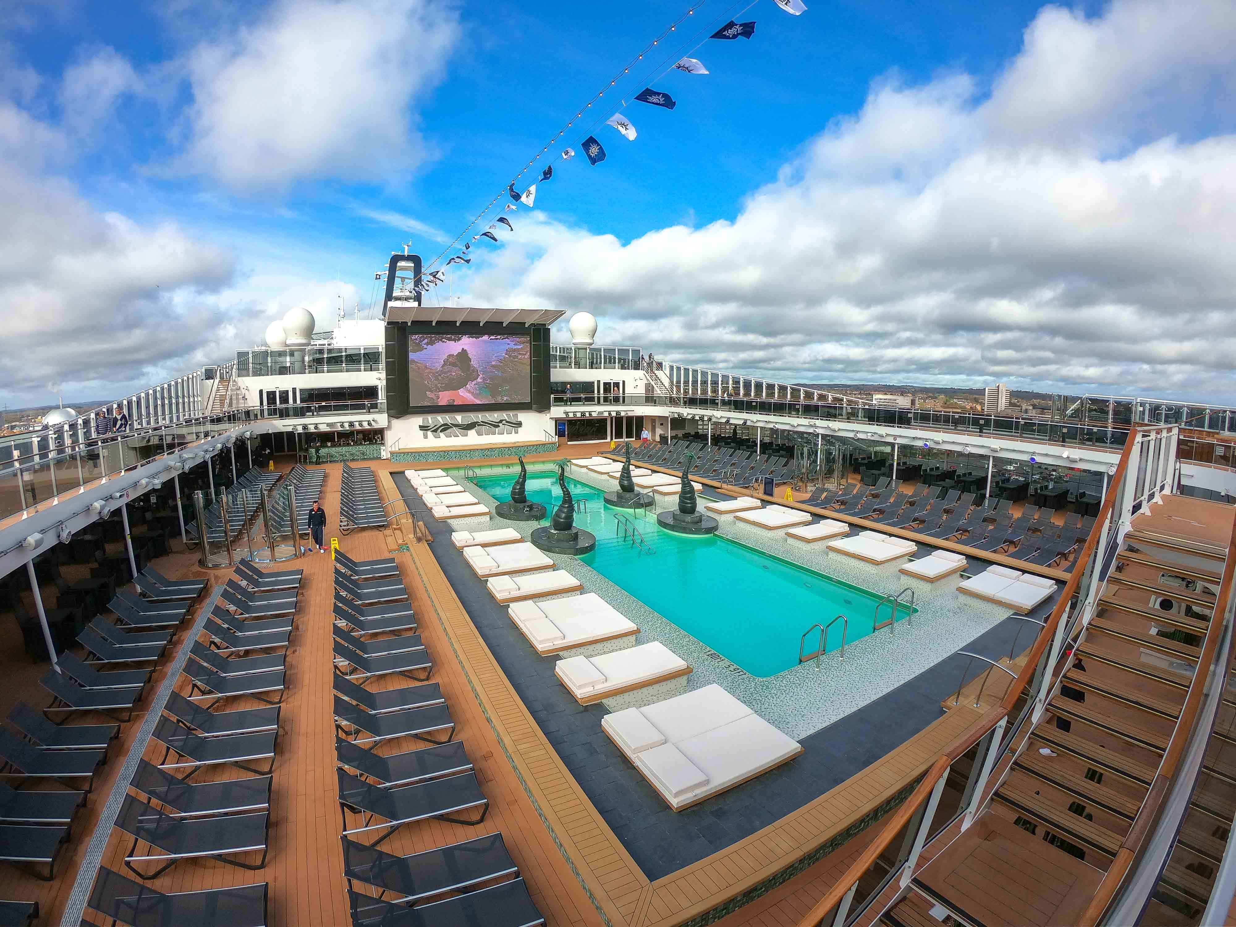 Msc Bellissima Review Travel Mad Mum