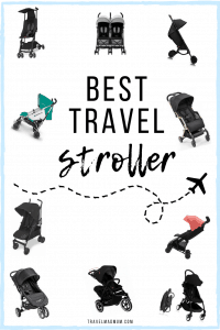 The best travel stroller