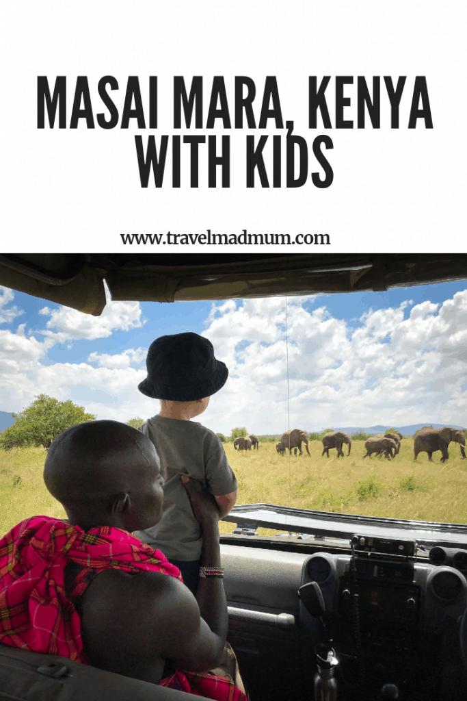 MASAI MARA WITH KIDS