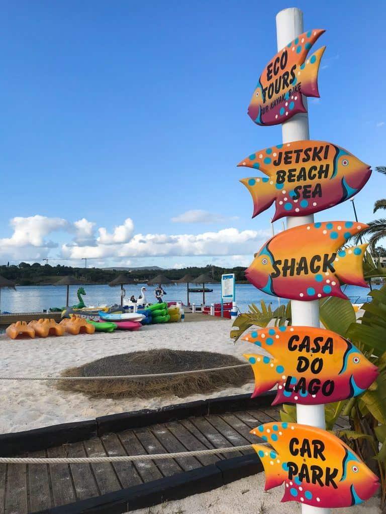 Portugal beach destination