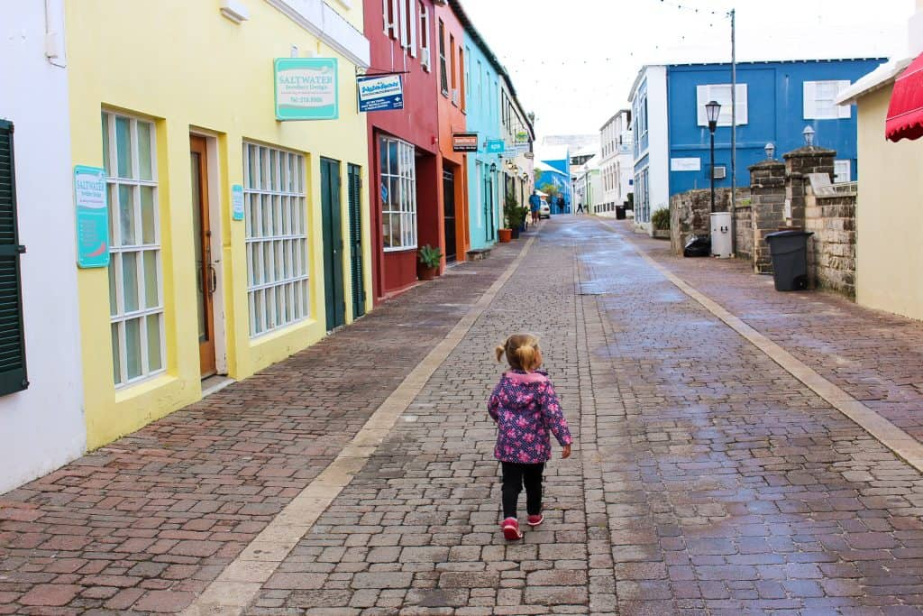 bermuda with kids