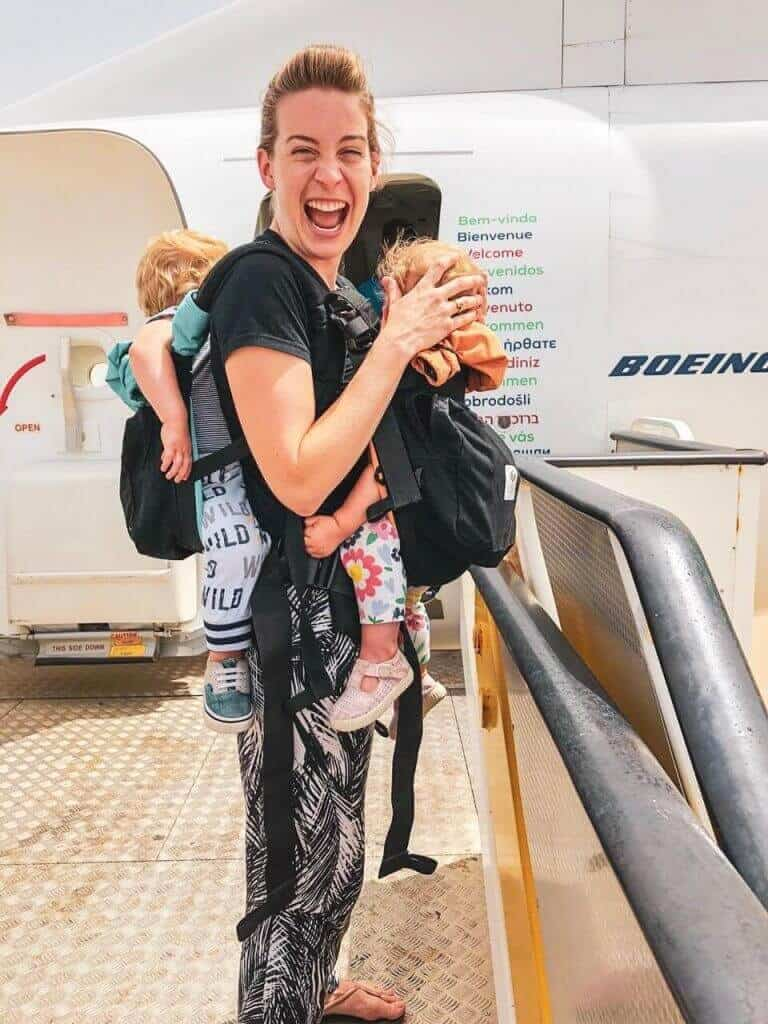 Best baby and toddler carriers for travel - twingo
