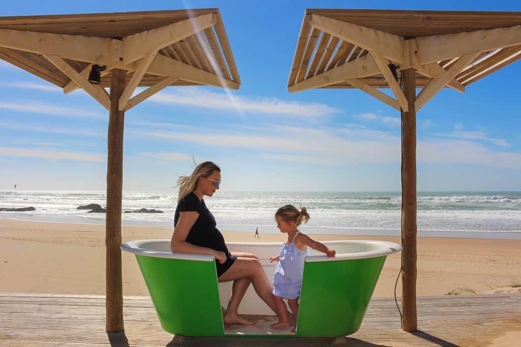portugal beach break