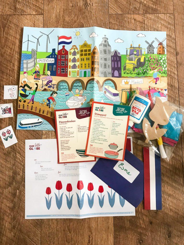 Amsterdam for kids