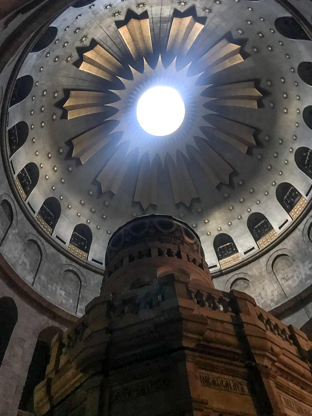 Jerusalem Kids - Church of the holy sepulcher