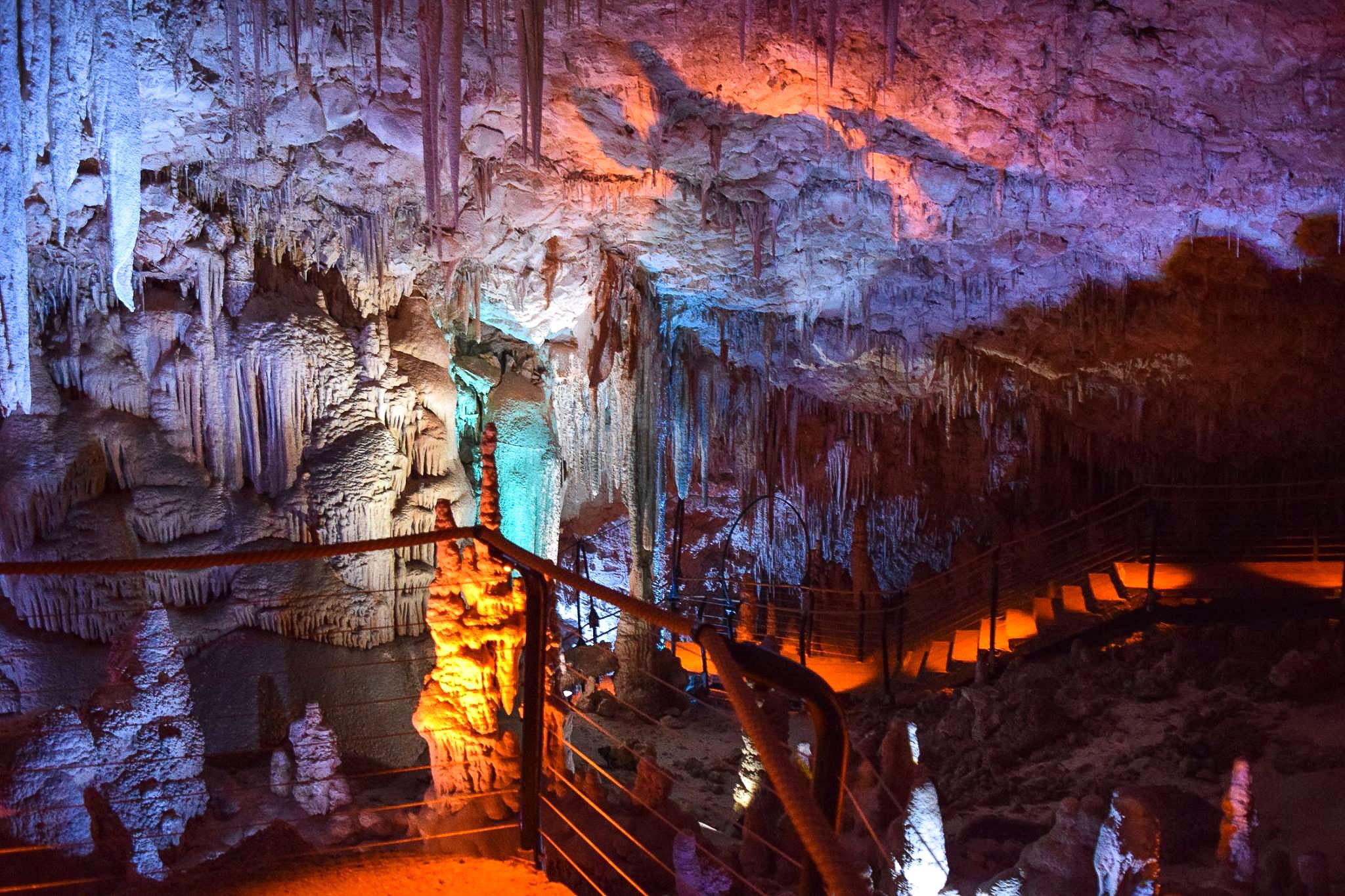 Jerusalem For Kids - Stalactite Caves - Jerusalem Day Trip
