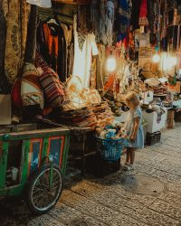 Jerusalem For Kids - Arab Shuk