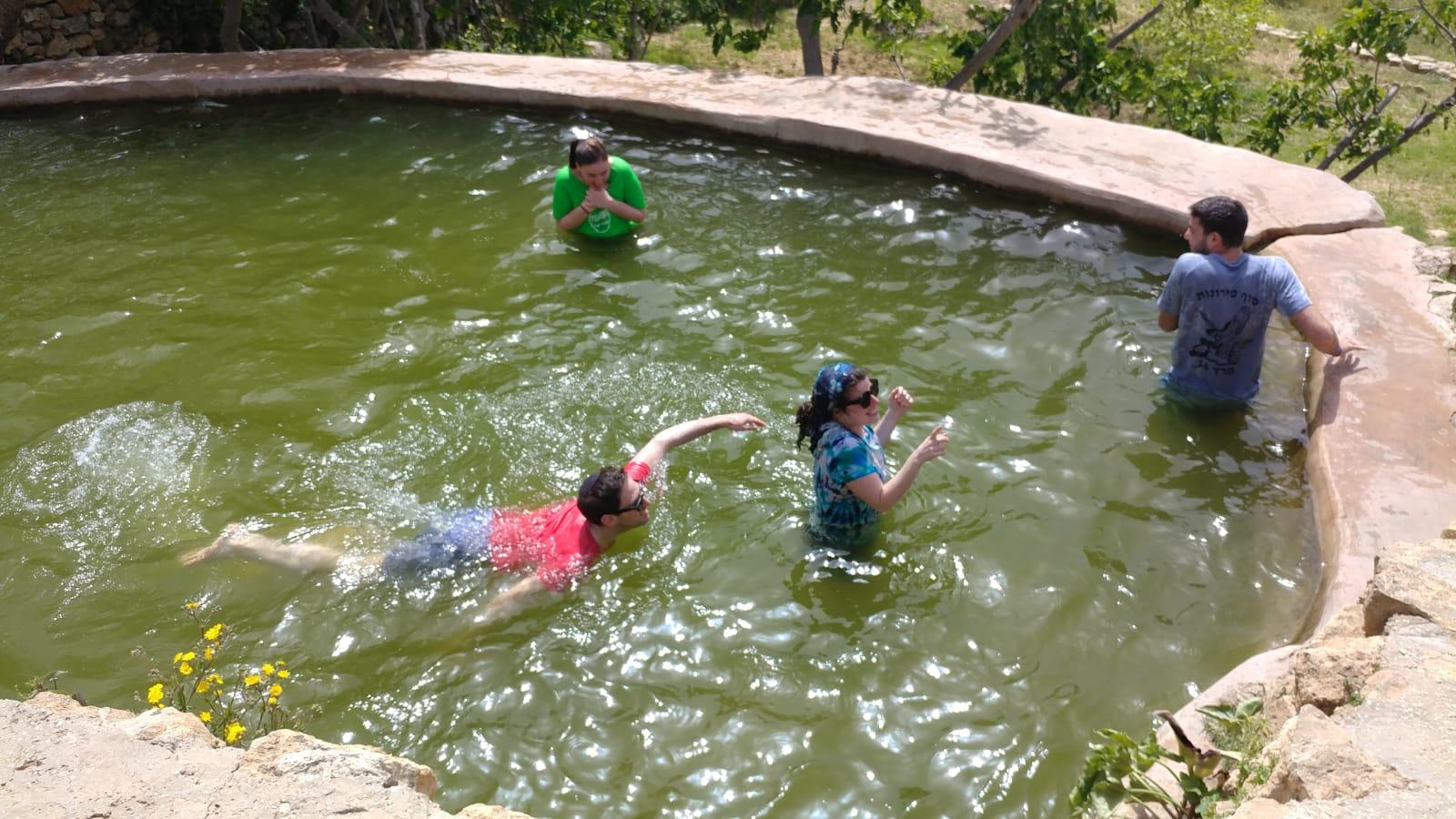 Jerusalem with Kids - Ein Lavan