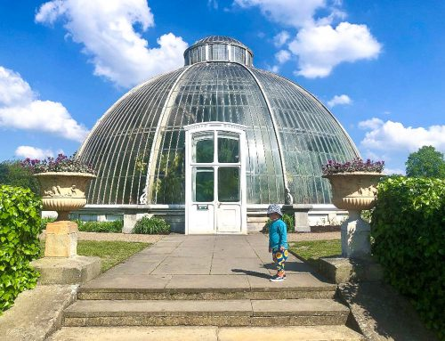 Kew Gardens With Kids