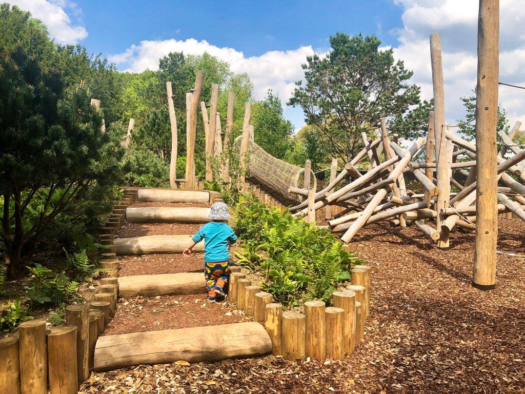 kew gardens children's activities