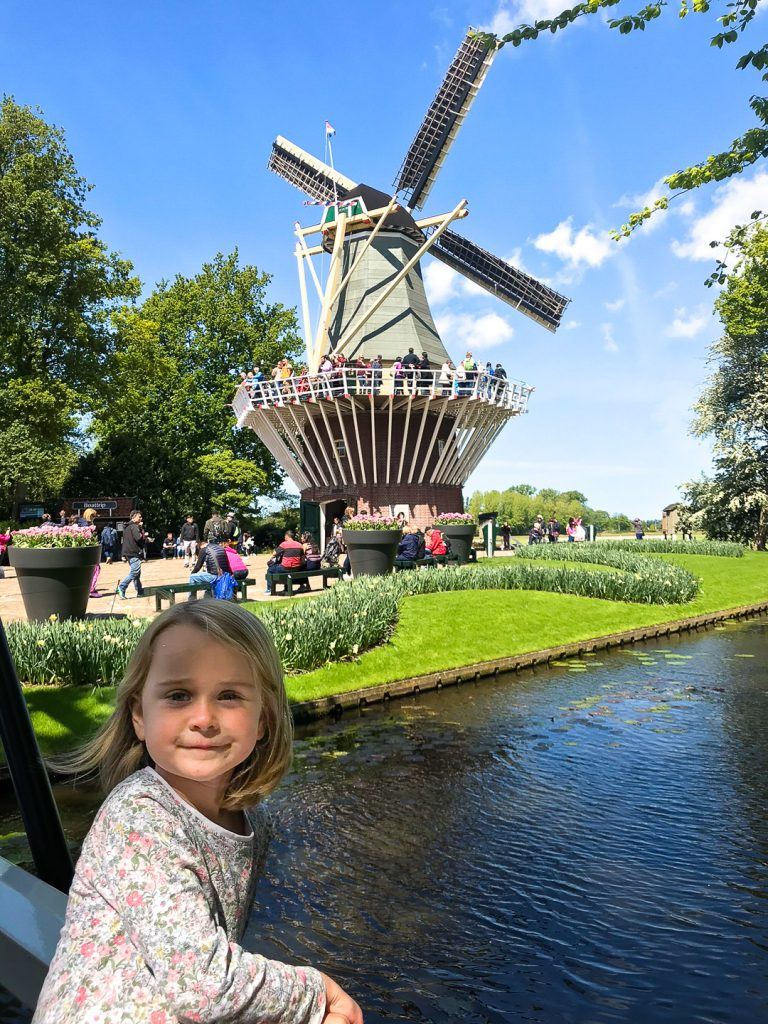 Amsterdam things to do with kids