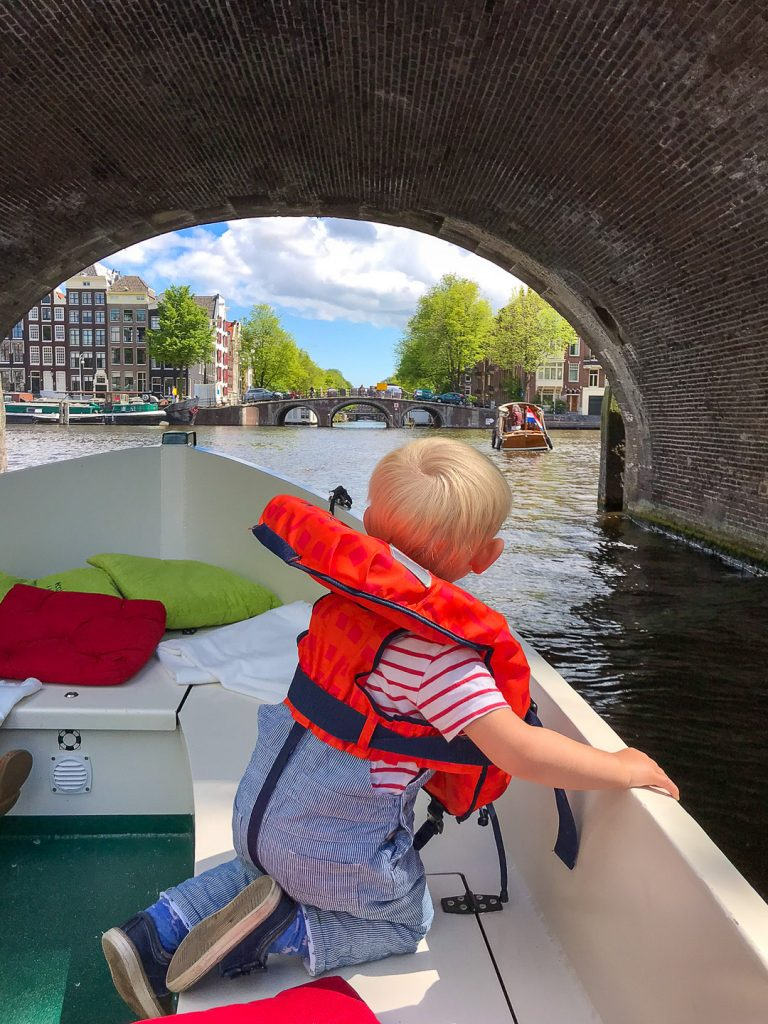 amsterdam with kids