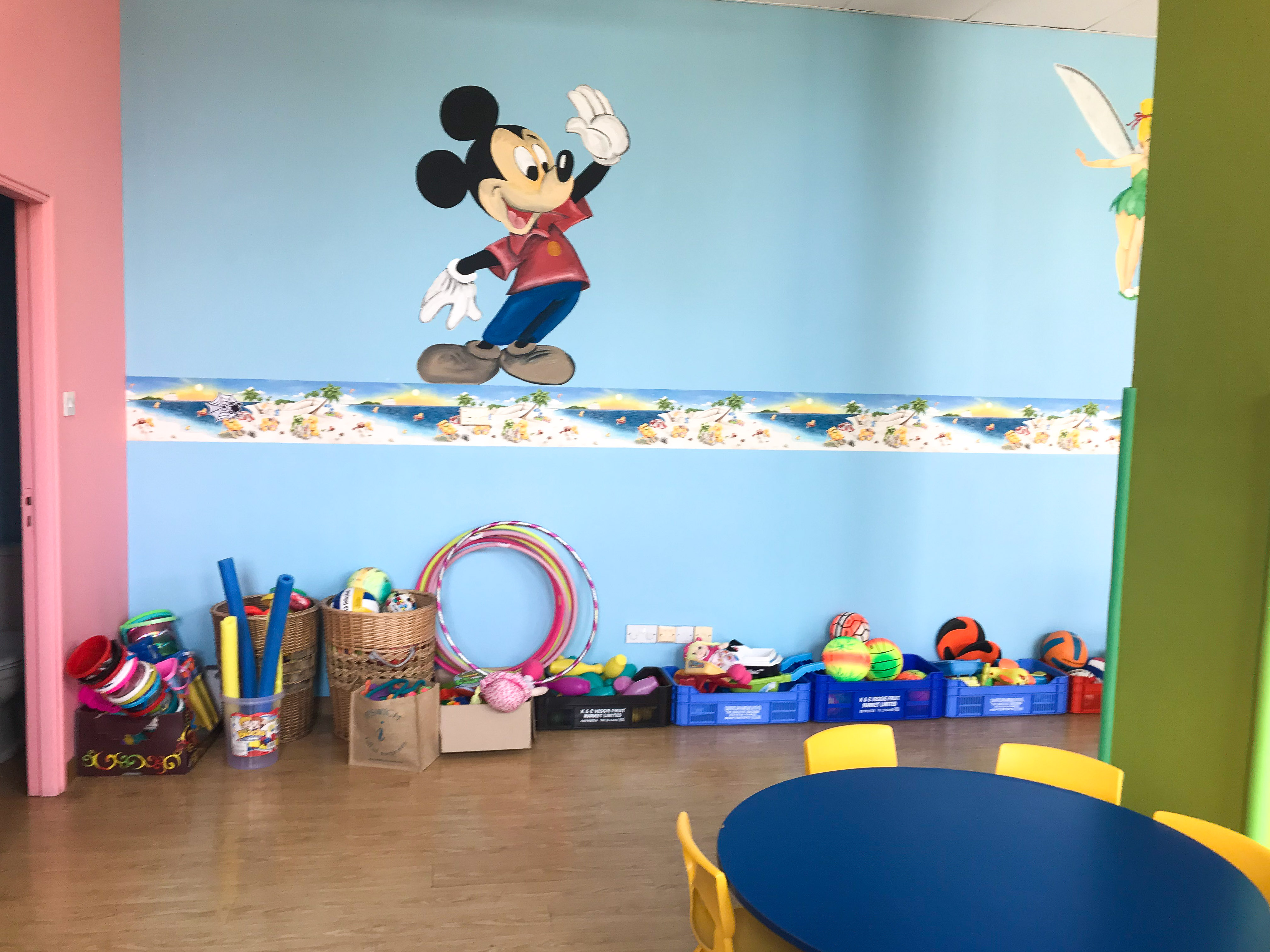 best hotels for kids in cyprus - Athena Beach Hotel Cyprus Kid's Club