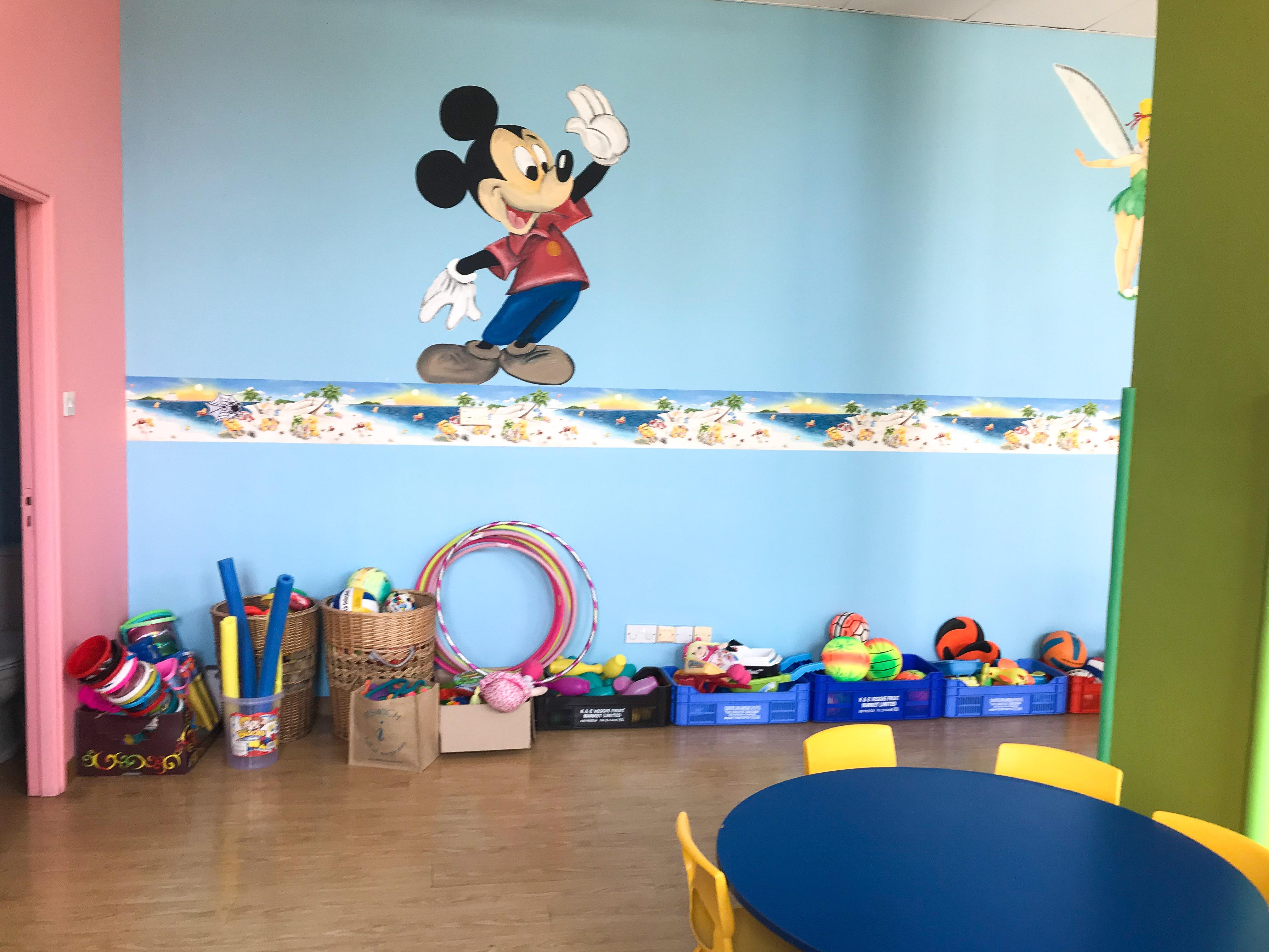best hotels for kids in cyprus - Athena Beach Hotel Cyprus Kid's Club