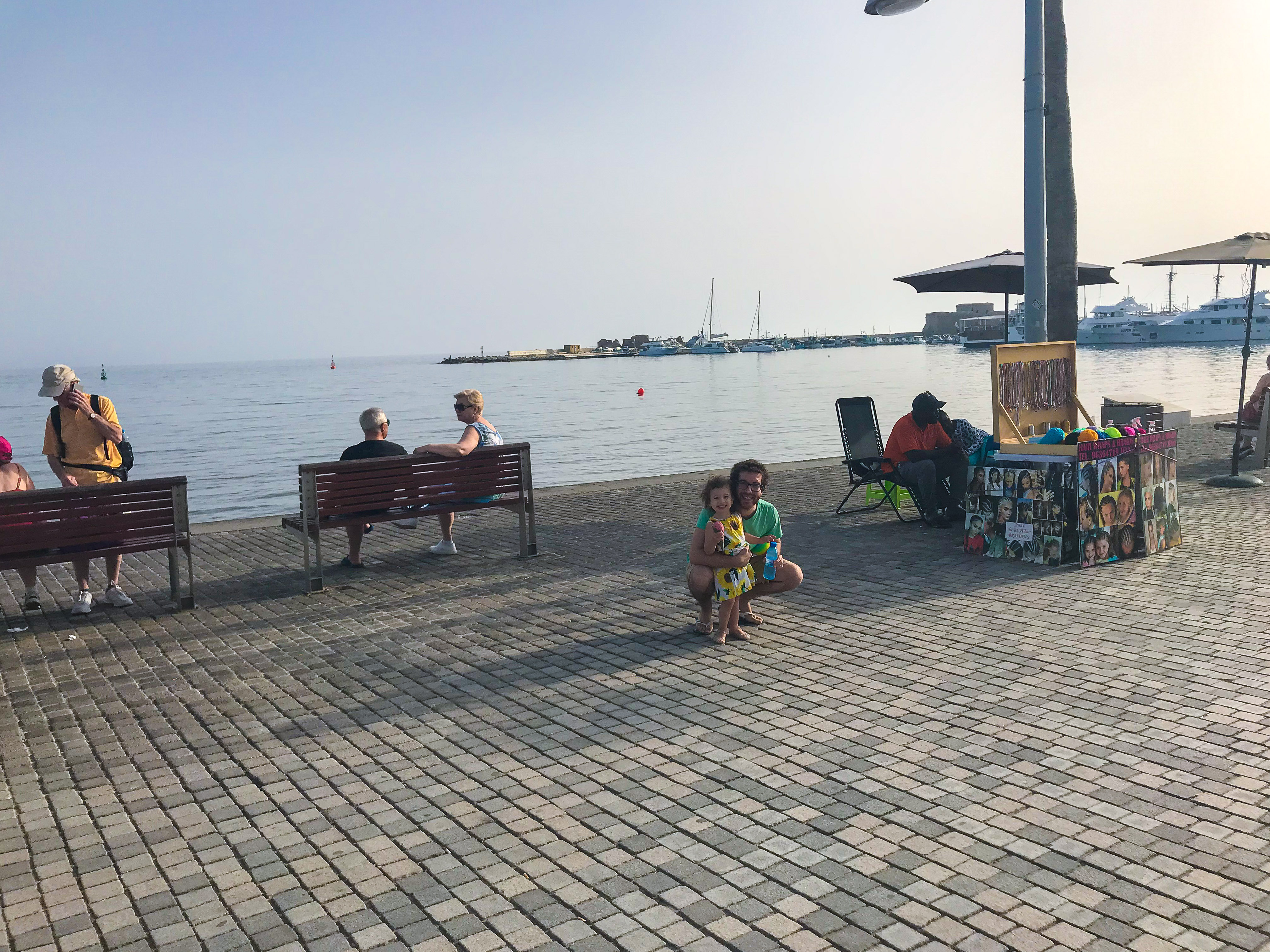 things to do in paphos cyprus - Paphos Marina