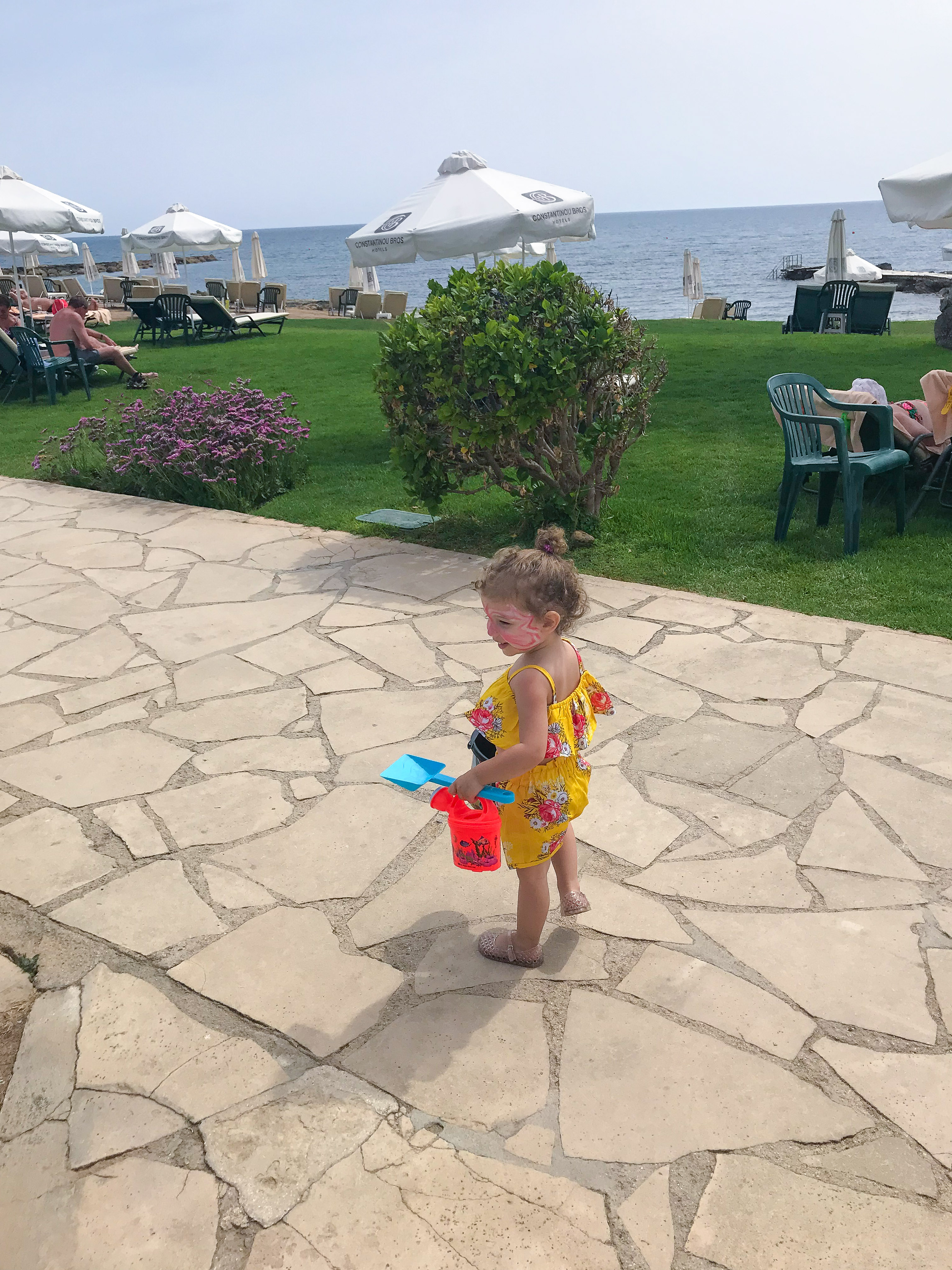 best family hotels in cyprus - Athena Beach Hotel