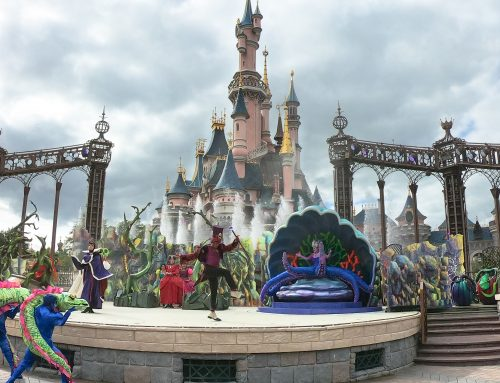 Disneyland Paris Halloween Trip
