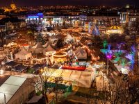 Best xmas markets - Galway Christmas market