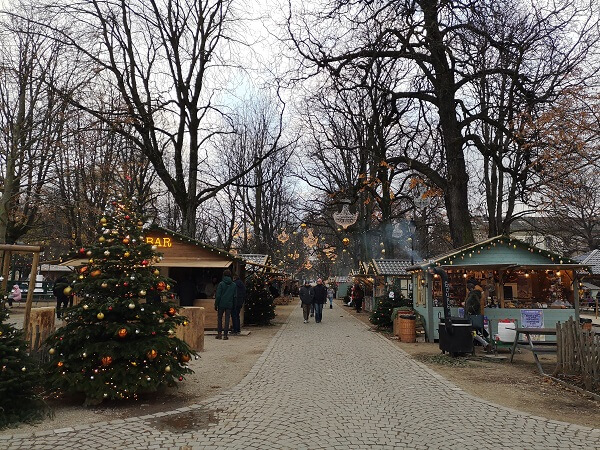Geneva christmas markets - europe weekend breaks