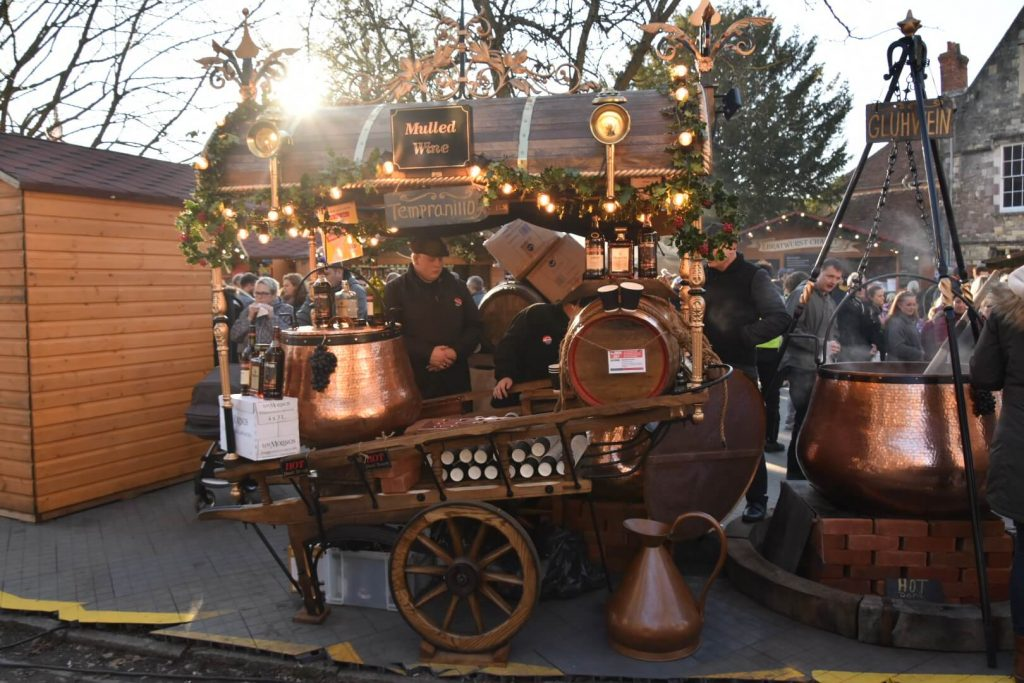 English Christmas Markets - Winchester