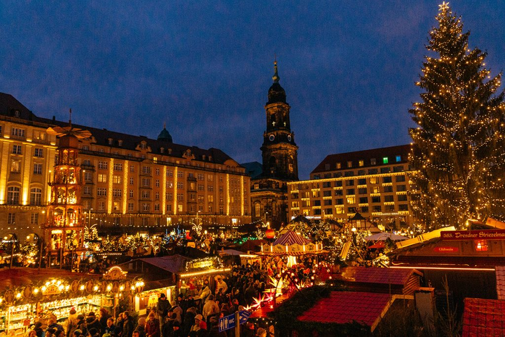 german christmas market breaks - Dresden Christmas Market