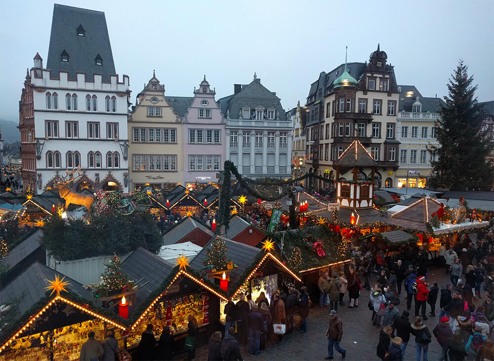 best xmas markets in europe - Trier Germany