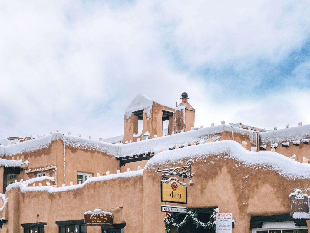 Thanksgiving Trips for Families - Santa Fe