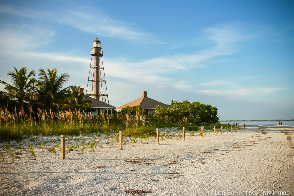 Thanksgiving Trips - Sanibel Island Lighthouse, Florida