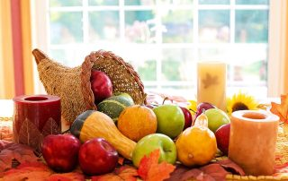 Thanksgiving getaways for families