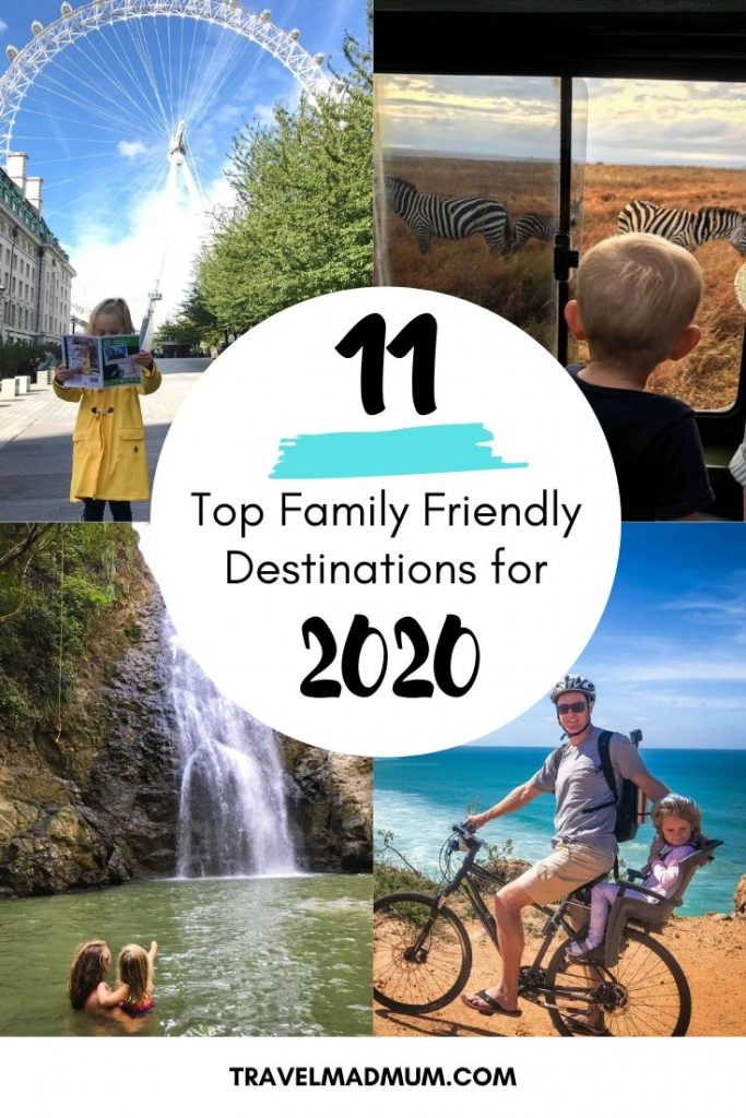 Top Family Travel Destinations