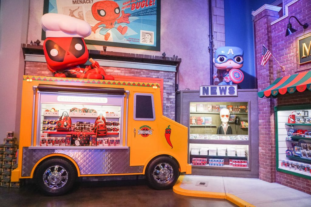 Things to do near seattle with kids - Funko HQ