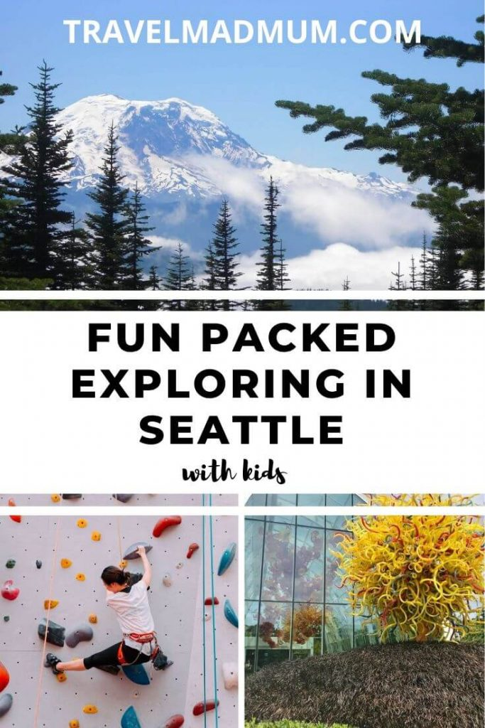 The best things to do in Seattle with Kids