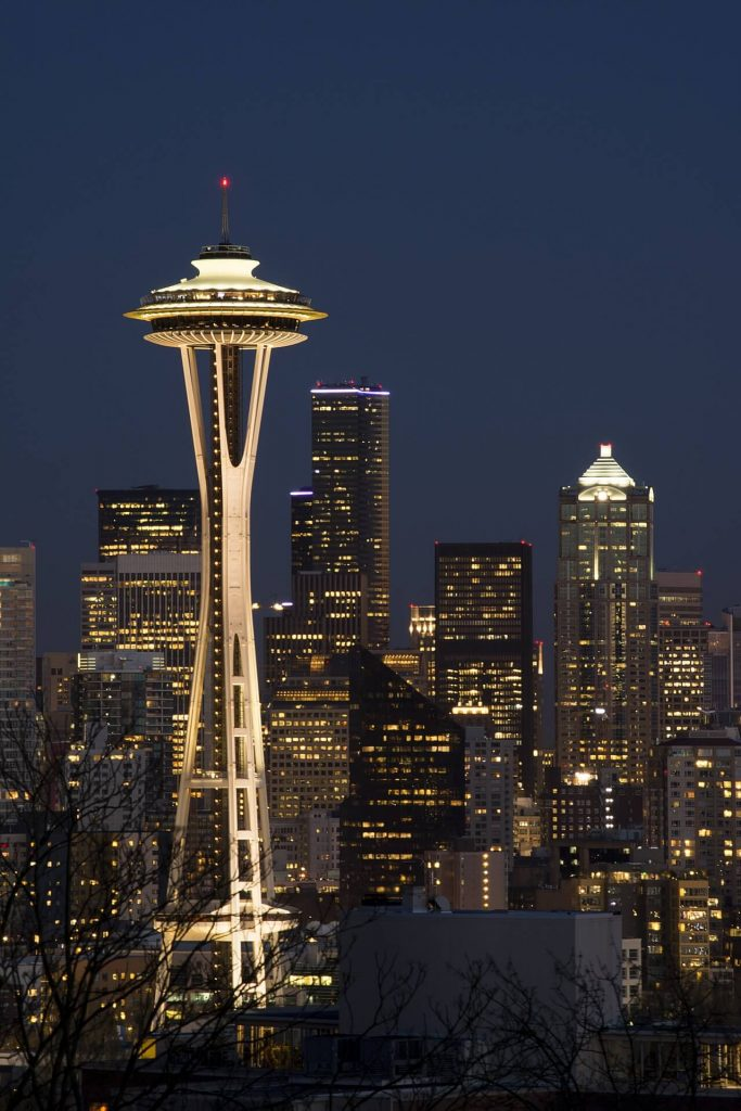 Family Friendly Hotels Seattle with Views of the Space Needle