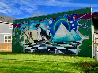 Things to do in downtown portland visit street art