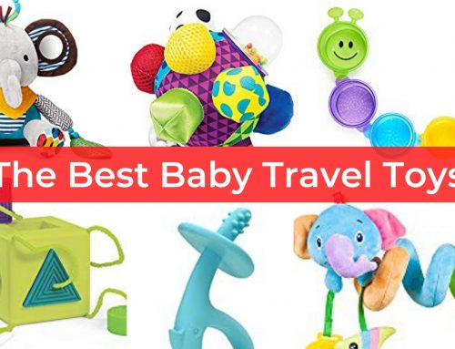 The Best Baby Travel Toys