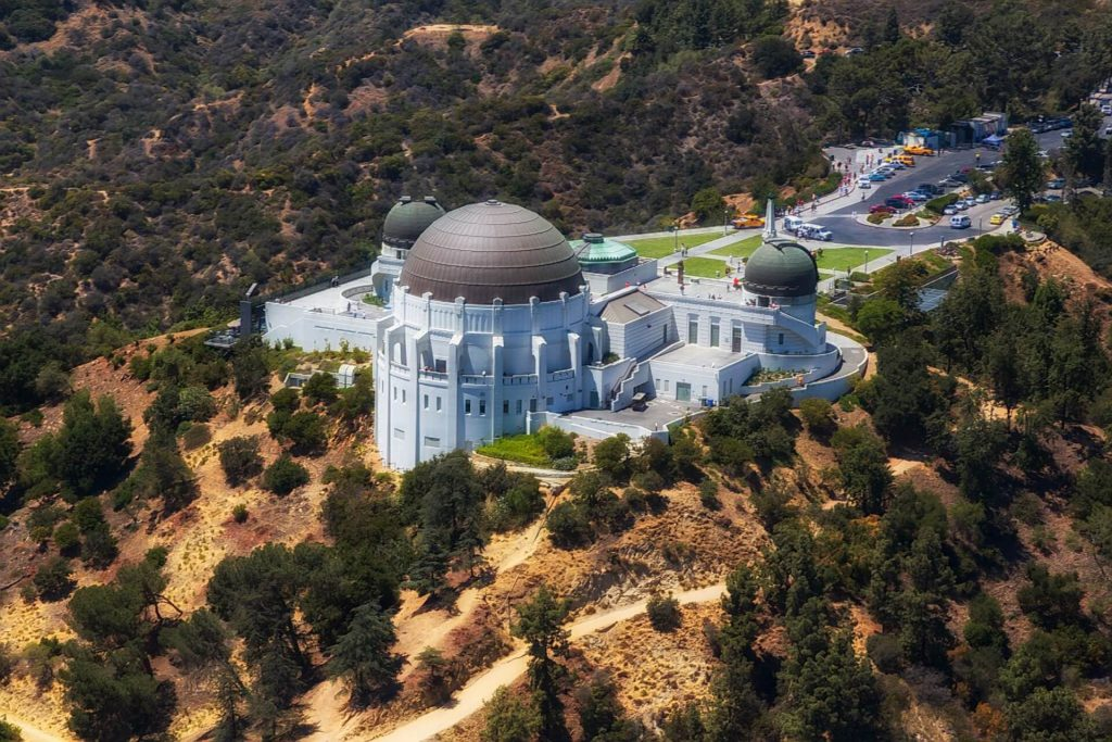 what to do in la with kids - griffith observatory