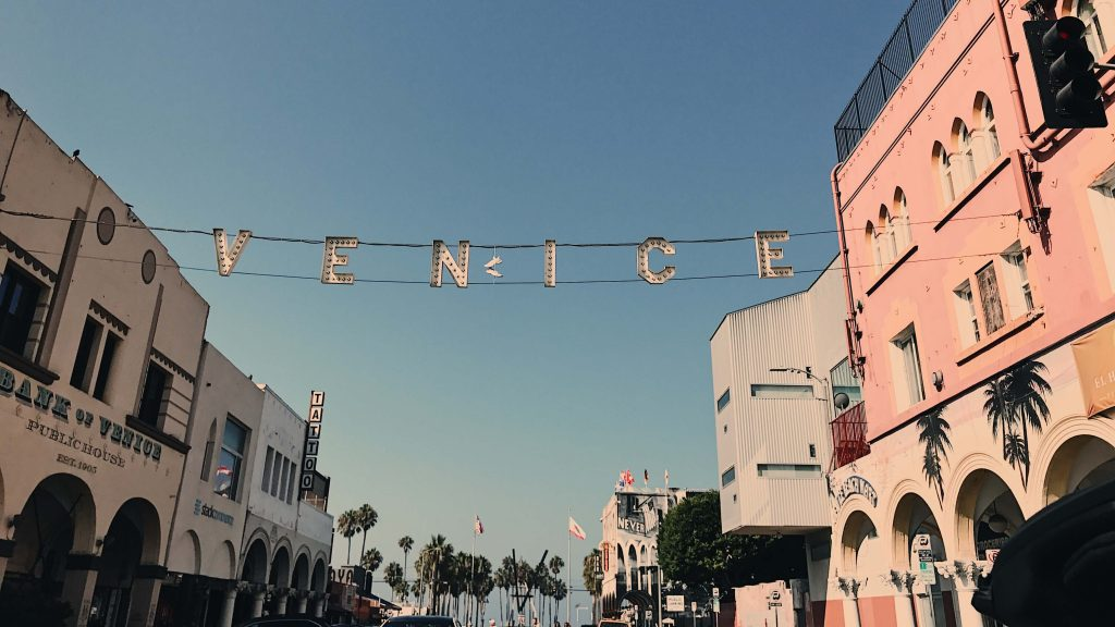 fun things to do in la with kids - venice beach