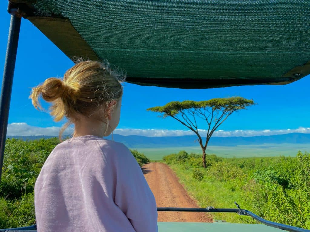 Tanzania safari with kids 2