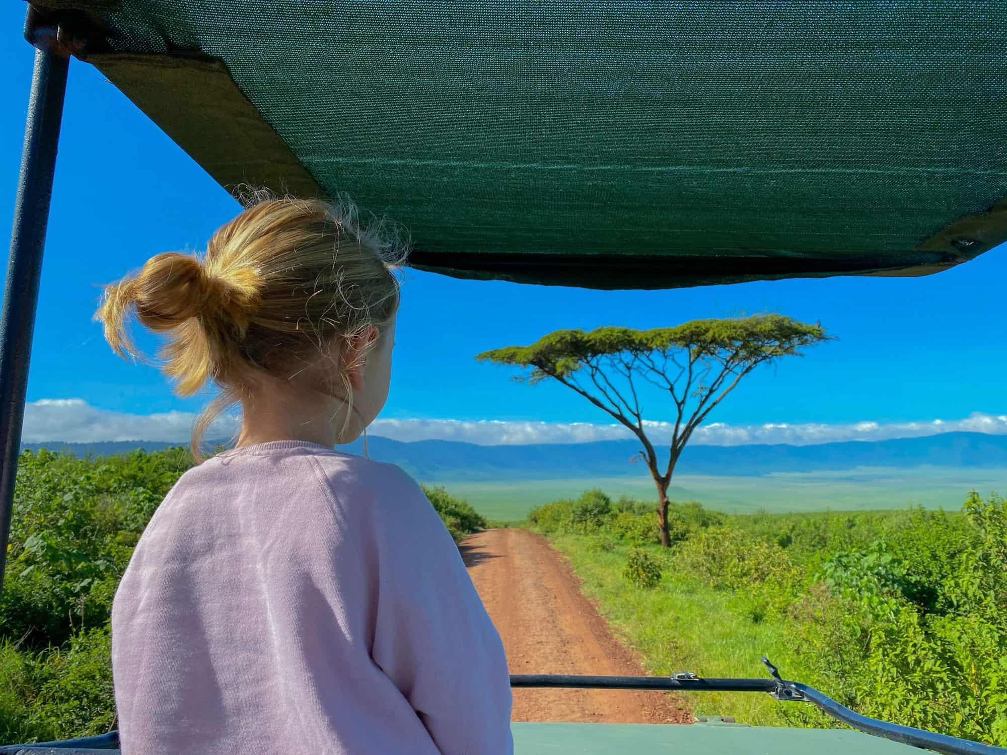 Tanzania safari with kids 2