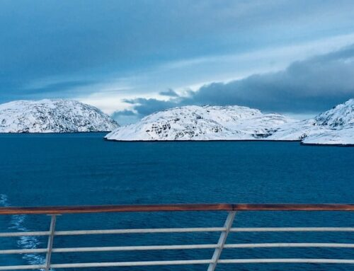 Escape to the Arctic in 24 hours